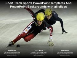 Short Track Sports Templates Backgrounds With All Slides Ppt Powerpoint
