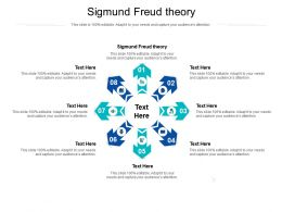 Sigmund Freud Theory Ppt Powerpoint Presentation Styles Objects Cpb