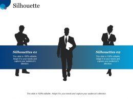 Silhouette Communication Management Planning Business