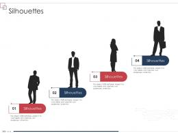Silhouettes Enterprise Scheme Administrative Synopsis Ppt Pictures Inspiration