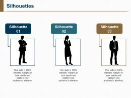Silhouettes Powerpoint Show
