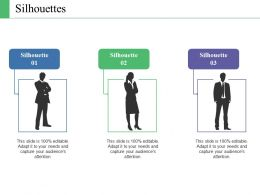 Silhouettes Powerpoint Slide Presentation Guidelines
