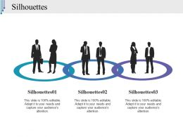 Silhouettes Ppt Examples