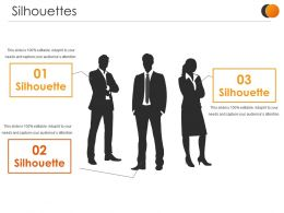 Silhouettes Ppt Samples Download