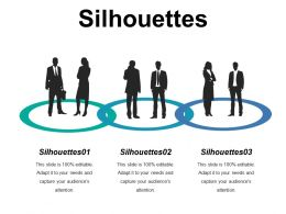 Silhouettes Ppt Slide Download