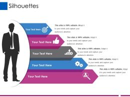 Silhouettes Ppt Styles