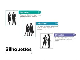 Silhouettes Ppt Styles Graphics Tutorials