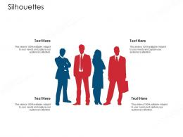 Silhouettes Value Chain Approaches To Perform Analysis Ppt Inspiration