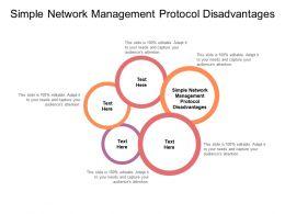 Simple Network Management Protocol Disadvantages Ppt Inspiration Designs Cpb
