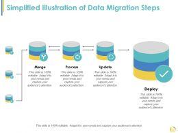 simplified_illustration_of_data_migration_steps_ppt_slides_example_topics_Slide01