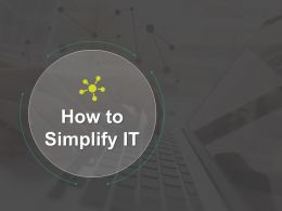 Simplify It Server H36 Ppt Powerpoint Presentation Pictures Format Ideas