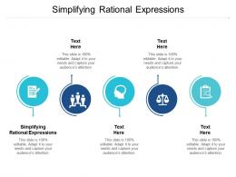 Simplifying Rational Expressions Ppt Powerpoint Presentation Inspiration Cpb