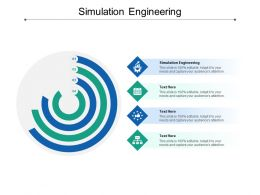 Simulation Engineering Ppt Powerpoint Presentation Icon Ideas Cpb