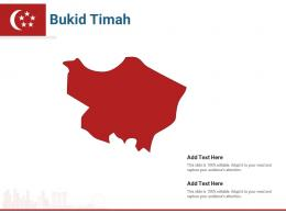 Singapore States Bukid Timah Powerpoint Presentation PPT Template