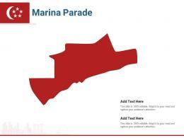 Singapore States Marina Parade Powerpoint Presentation PPT Template