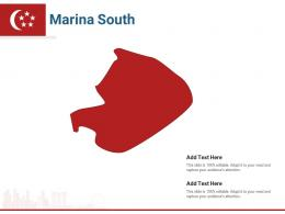 Singapore States Marina South Powerpoint Presentation PPT Template