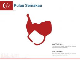 Singapore States Pulau Semakau Powerpoint Presentation PPT Template