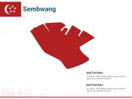 Singapore States Sembwang Powerpoint Presentation PPT Template