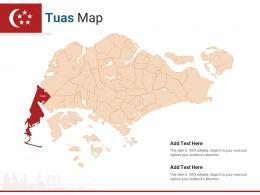 Singapore States Tuas Map Powerpoint Presentation PPT Template