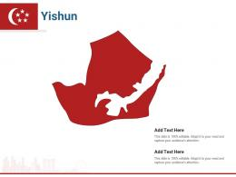 Singapore States Yishun Powerpoint Presentation PPT Template