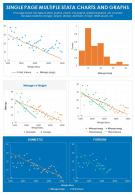 Single Page Multiple Stata Charts And Graphs Presentation Report Infographic PPT PDF Document