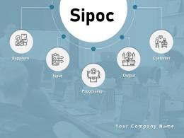 Sipoc Processes Organization Financial Department Restaurant Business Consumer Service
