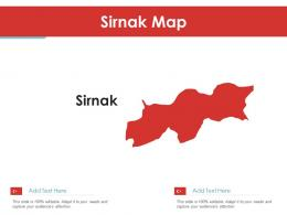 Sirnak Powerpoint Presentation PPT Template