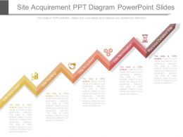 Site Acquirement Ppt Diagram Powerpoint Slides