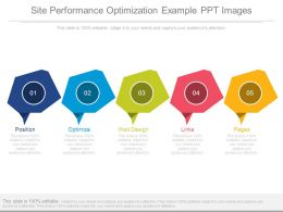 Site Performance Optimization Example Ppt Images