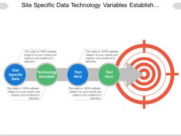 Site Specific Data Technology Variables Establish Context Identify Risks