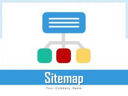 Sitemap Information Workflow Organizational Structure Flowchart Hierarchical