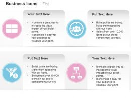 Sitemap Service Packages Target Audience Traffic Conversion Ppt Icons Graphics