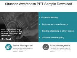 Situation Awareness Ppt Sample Download