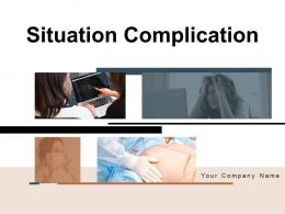Situation Complication Analyzing Business Framework Economical