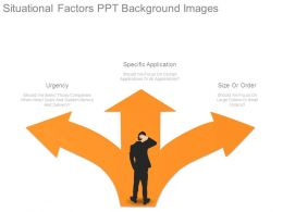 Situational Factors Ppt Background Images