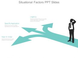 Situational Factors Ppt Slides