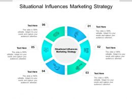 Situational Influences Marketing Strategy Ppt Powerpoint Presentation Summary Graphic Tips Cpb
