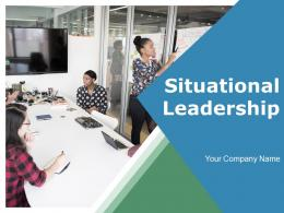 Situational Leadership Performer Framework Matrix Situations Directive Behavior