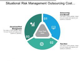 Situational Risk Management Outsourcing Cost Benefit Analysis Performance Improvement Cpb