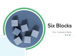 Six Blocks Information Evaluating Financial Planning Process Performance Revenues