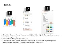 six_colored_tags_with_line_chart_analysis_representation_flat_powerpoint_design_Slide04