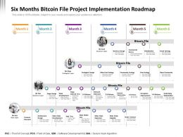 Six Months Bitcoin File Project Implementation Roadmap