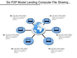 six_p2p_model_lending_computer_file_sharing_business_start_network_Slide01