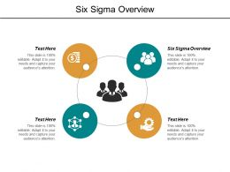 Six Sigma Overview Ppt Powerpoint Presentation Outline Icons Cpb