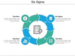 Six Sigma Ppt Powerpoint Presentation Icon Outfit Cpb
