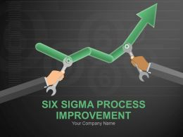 Six Sigma Process Improvement PowerPoint Presentation With Slides