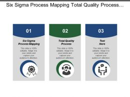 Six Sigma Process Mapping Total Quality Process Personnel Management Cpb
