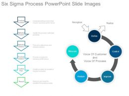 Six Sigma Process Powerpoint Slide Images