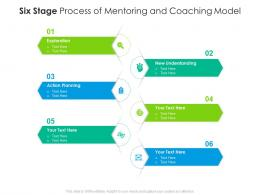 Six Stage Process Of Mentoring And Coaching Model