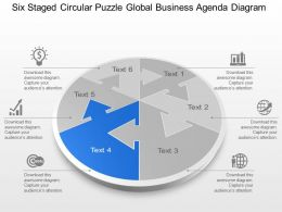 77535006 Style Concepts 1 Leadership 6 Piece Powerpoint Presentation Diagram Infographic Slide